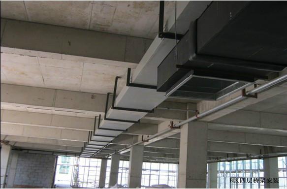 桥架安装v方法方法高拉特视频图片